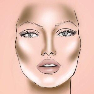 5 trucos fáciles de maquillaje para que tu rostro parezca más delgado